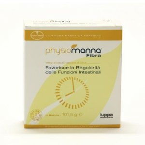 Physiomanna Fibra dietary supplement