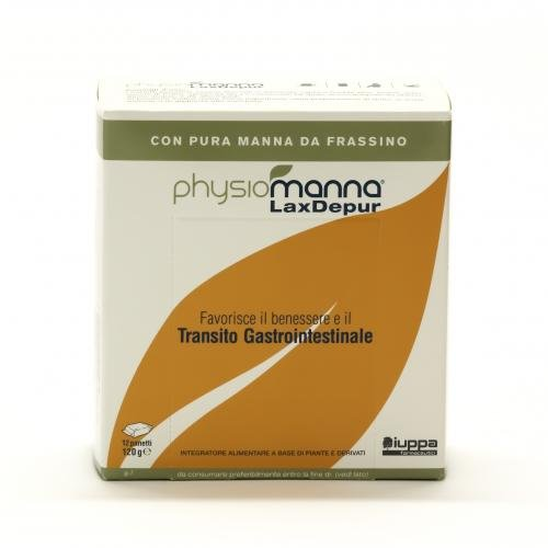 Physiomanna LaxDepur dietary supplement