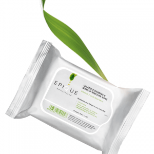Equipe oil-free cleansing and make-up remover wipes